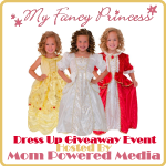 My Fancy Princess Dress Up Giveaway Event – Ends 8/16