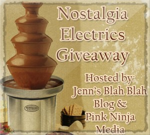3-Tier Chocolate Fondue Fountain Giveaway – Ends 10/10