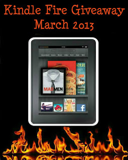 March Kindle Fire Giveaway