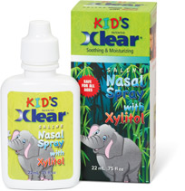 Kids Xlear Nasal Spray – Review and Giveaway