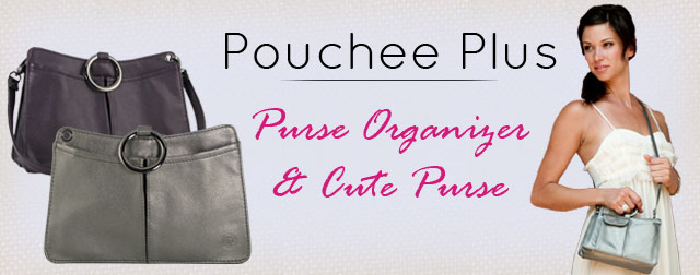 Pouchee Plus: Organizer & Purse in One – Giveaway
