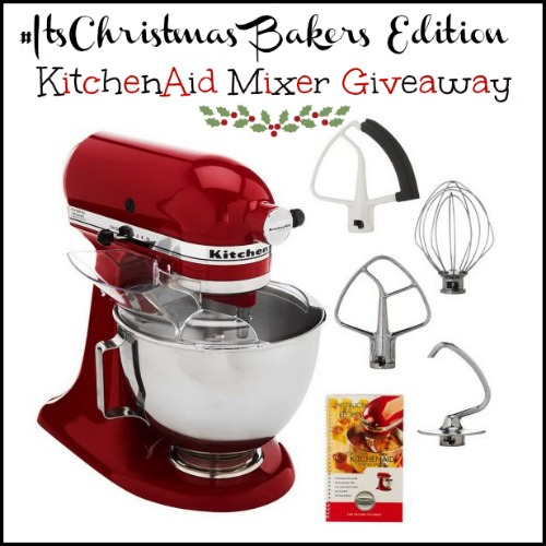Bakers Edition Giveaway
