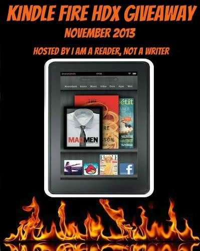 November Kindle Fire HDX Giveaway