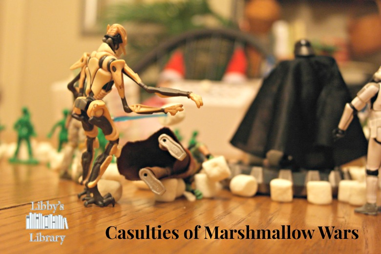 Marshmallow Wars