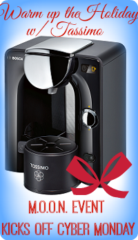 Warm Up the Holiday with Tassimo Giveaway