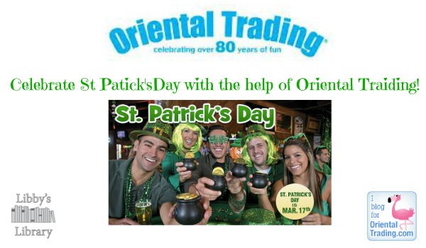 Oriental Trading - St. Patrick's Day