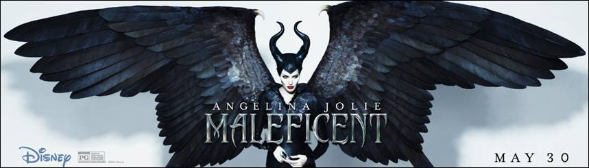 MALEFICENT releases in theaters everywhere on May 30th!