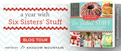 A Year With Six Sisters' Stuff – Tour/ Review/Giveaway