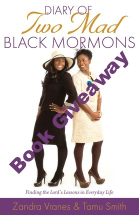 Diary Of Two Mad Black Mormons Giveaway
