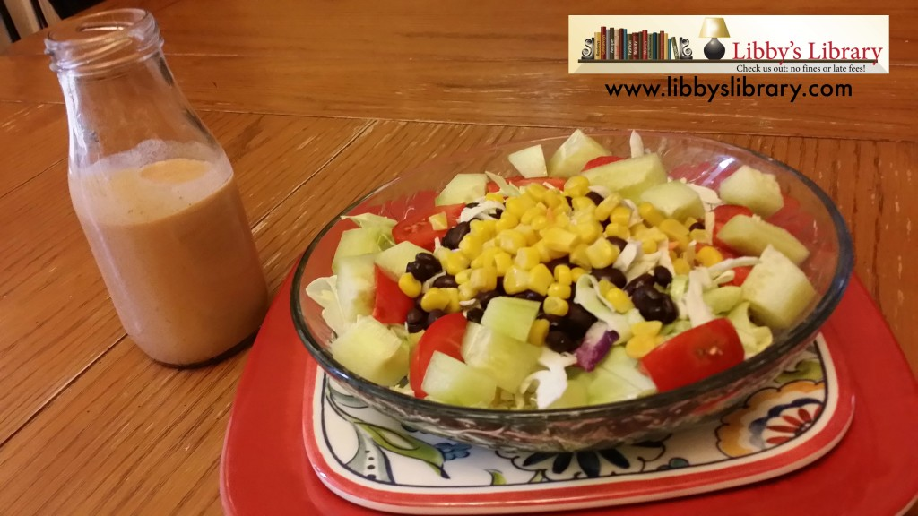 Salad Dressing with KC Masterpiece®