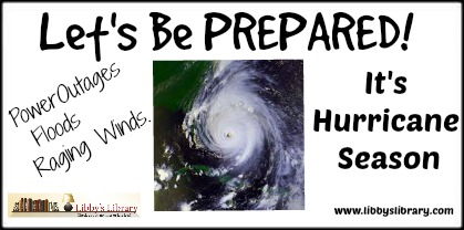 Let's Be Prepared hurricane