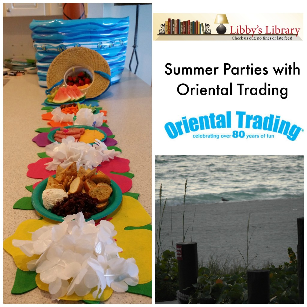Summer Parties with Oriental Trading
