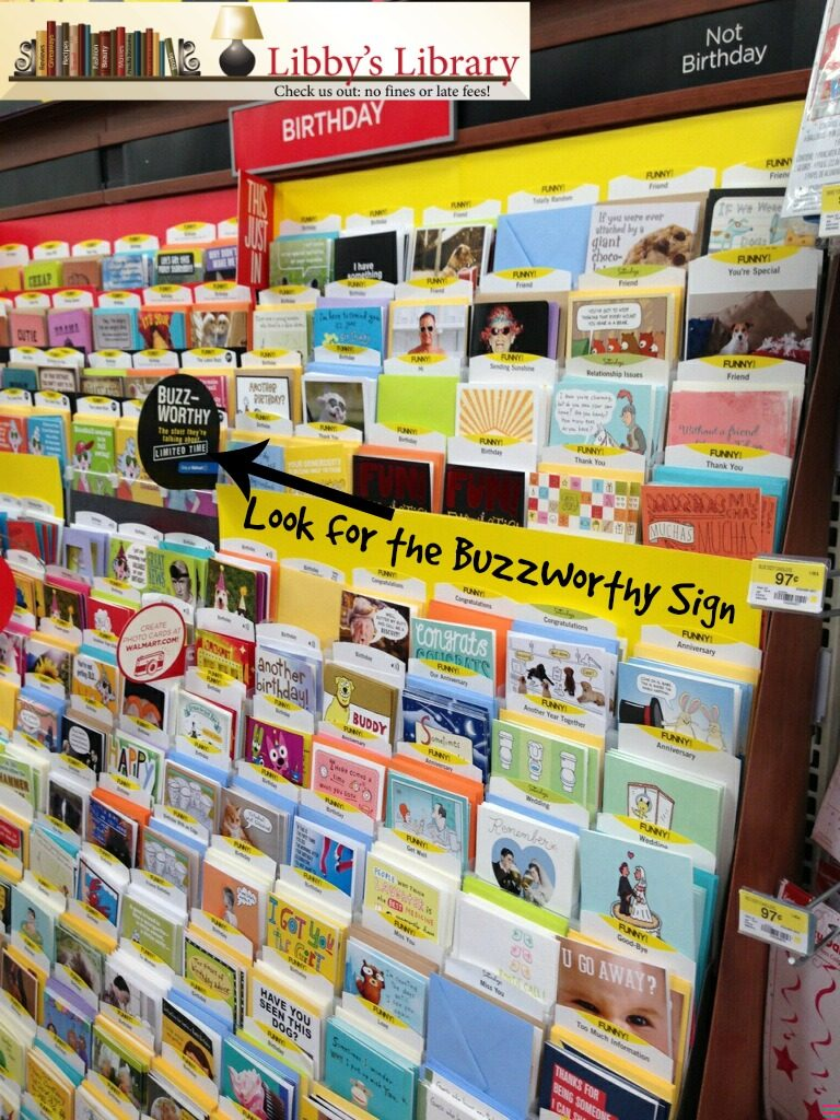 Hallmark BuzzWorthy Cards…Fun For Adults of All Ages