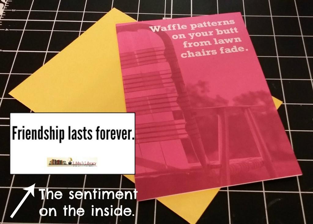 Hallmark BuzzWorthy Card