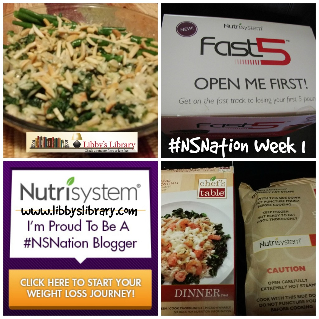 #NSNation Week 1