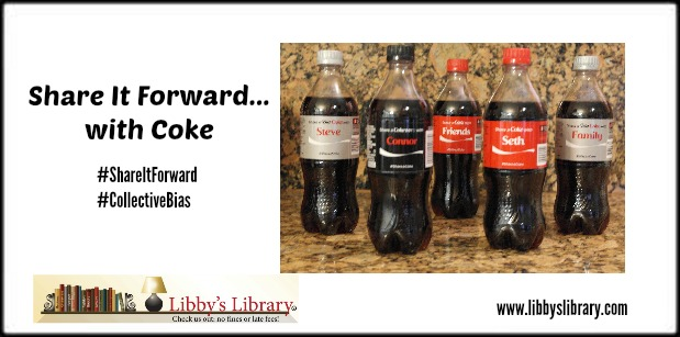 Share a Coke with Friends and Family this Summer