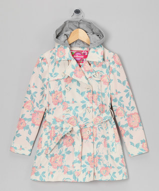 zulily trenchcoat