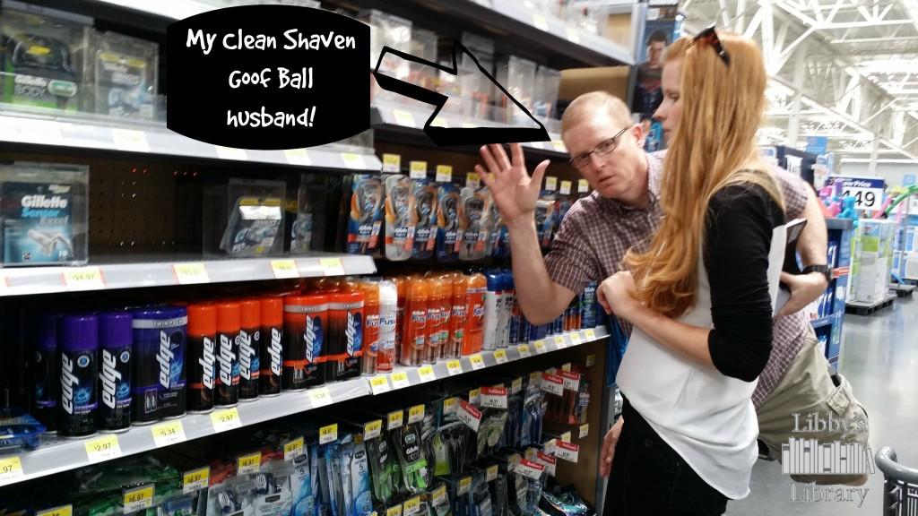 Glette Flex Ball Razors at Walmart