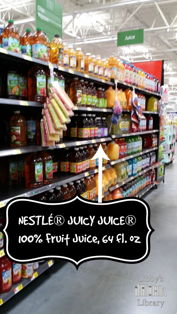 NESTLÉ® JUICY JUICE® 100 Fruit Juice, 64 fl. oz.