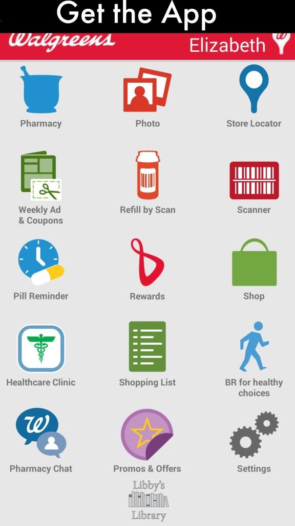 Walgreens Get the App
