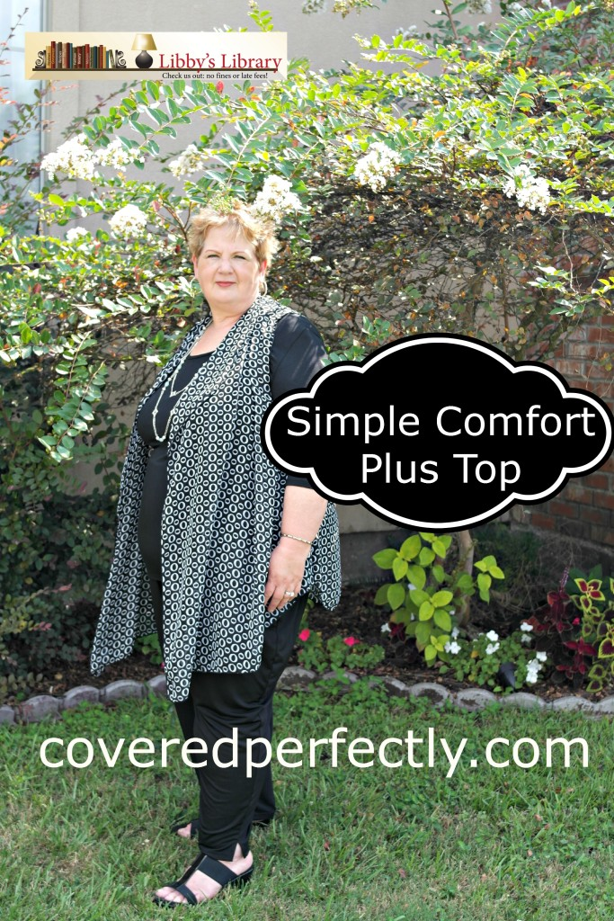 Covered Perfectly – Great Tops For Women – Review and Giveaway