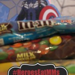 My Superhero Eats M&M'S® – Does Your's? And a HUGE GIVEAWAY!