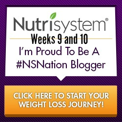 Catching Up with Nutrisystem #NSNation