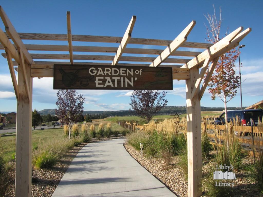 CRACH Gardens Entrance