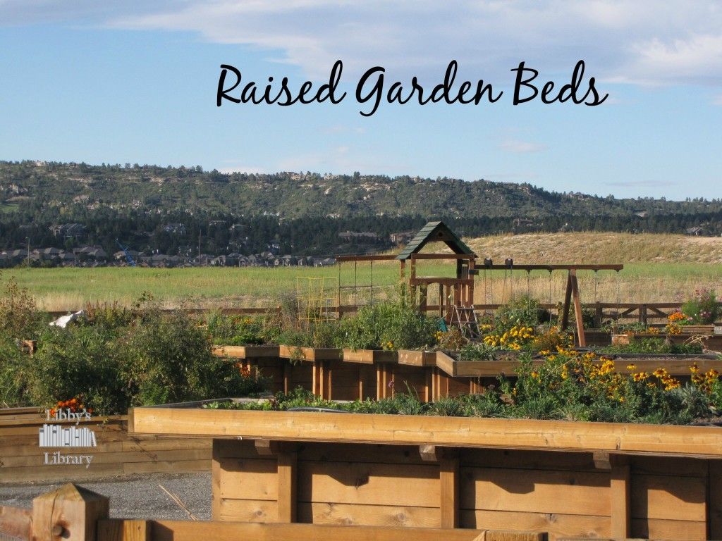 CRACH Raised Garden Beds