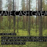 Ultimate Cash Giveaway - October