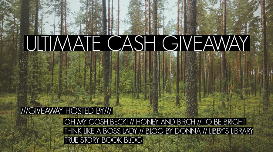 Ultimate Cash Giveaway - October
