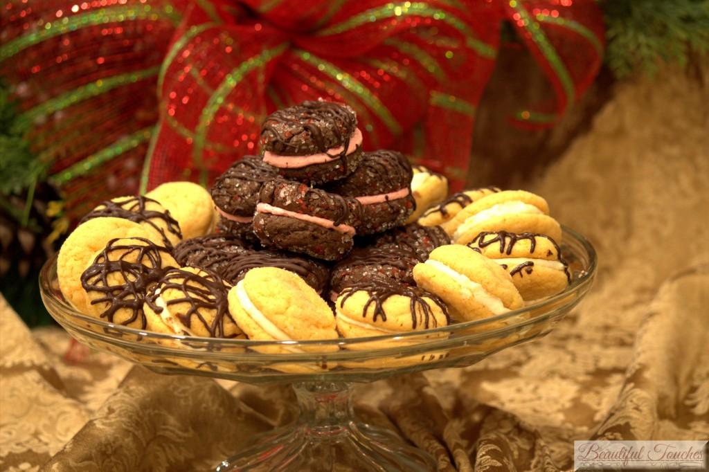 cake mixes Cookie Display