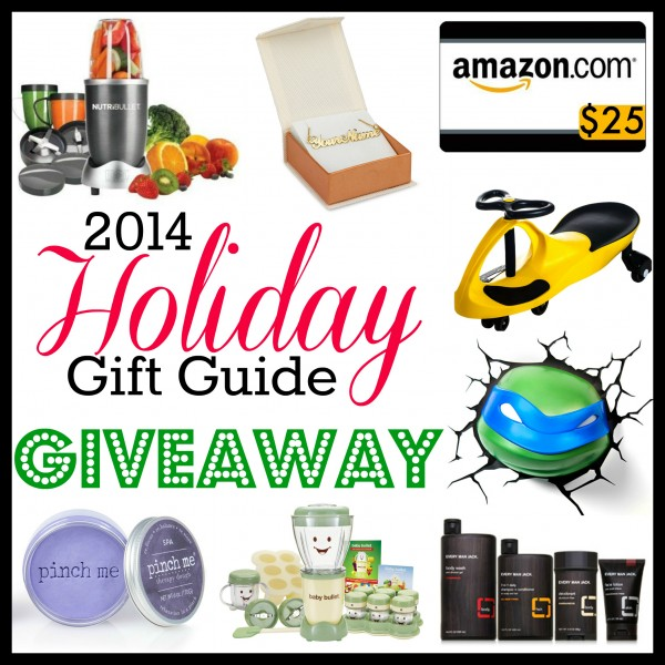2014 Holiday Gift Guide Giveaway