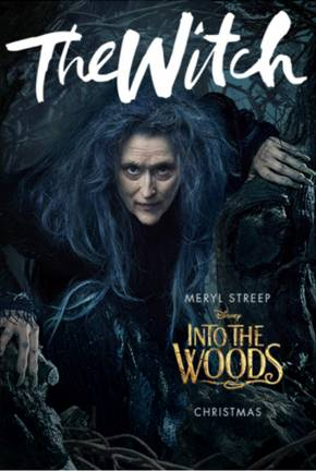 INTO THE WOODS – A New Trailer