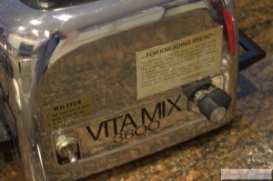 The Old Vitamix