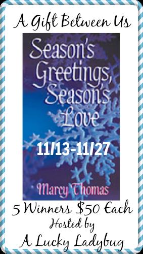 Seasons Greetings, Seasons of Love Giveaway