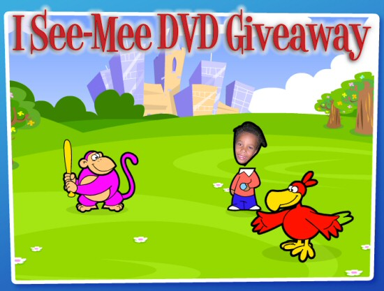 I See-Mee DVD Giveaway