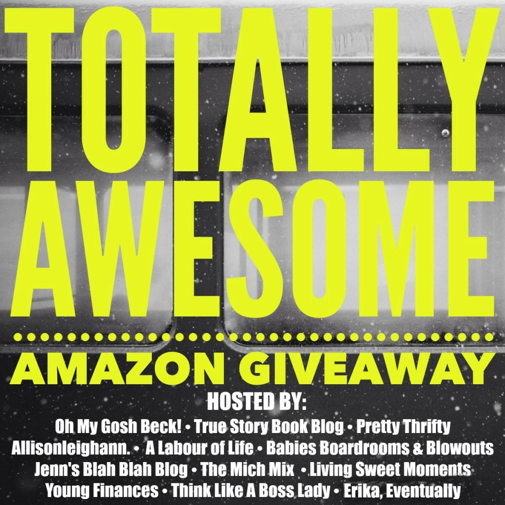 Totally Awesome Amazon Giveaway