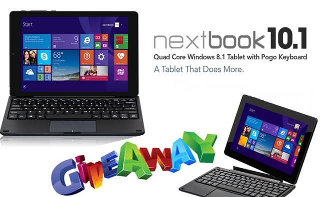 NextBook 10.1 Giveaway