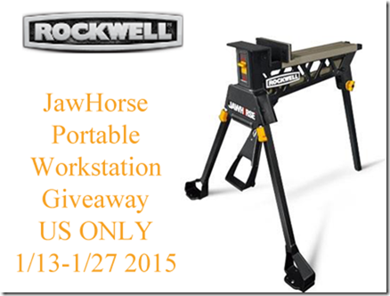 Rockwell Jawhorse Giveaway