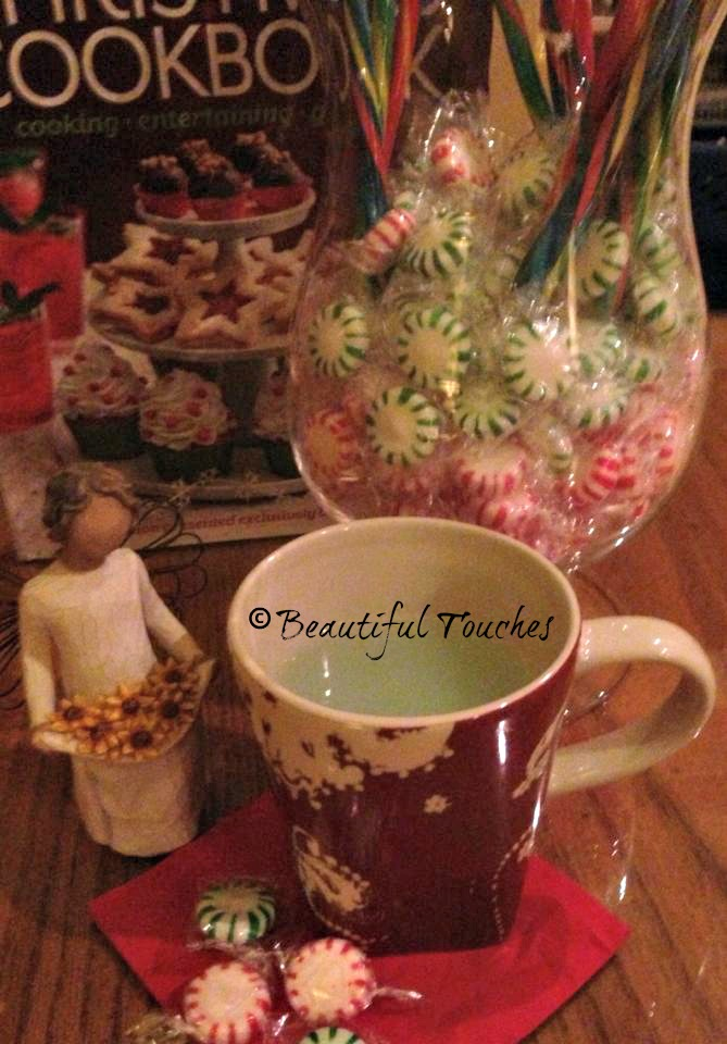 Starlight Mint Tea Homemade