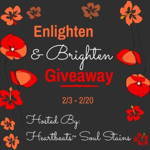 Enlighten and Brighten Giveaway