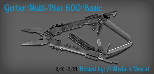 Gerber Multi-Plier 600 Basic Giveaway