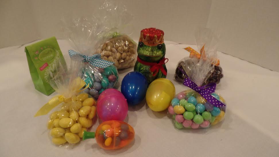 Sophisticated Easter Baskets