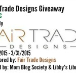 Fair Trade Designs GA Button