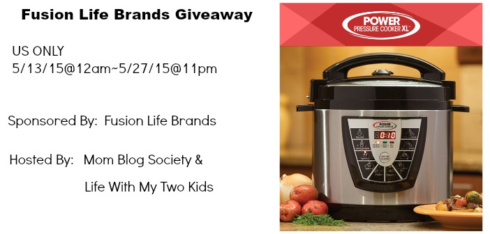 Cooker Giveaway
