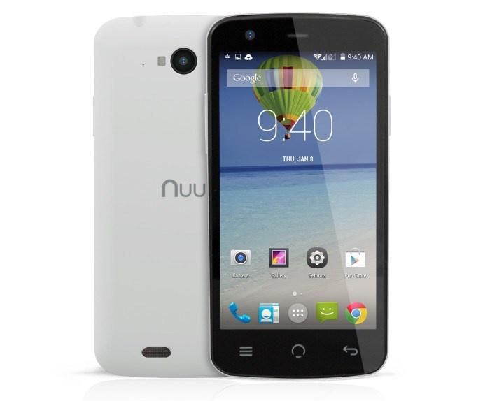 Nuu X3 Mobile Phone