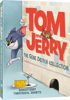 Tom and Jerry The Gene Deitch Collection  DVD Giveaway