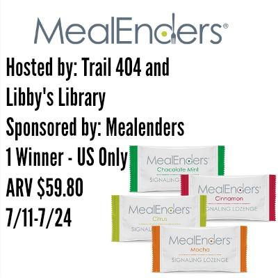MealEnders Giveaway ARV $59.80