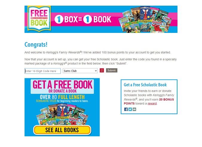 Free Book Congrats